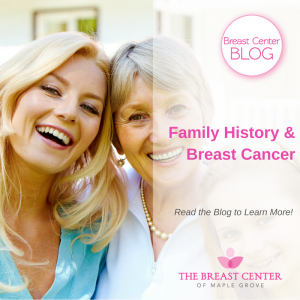 Family history and breast cancer